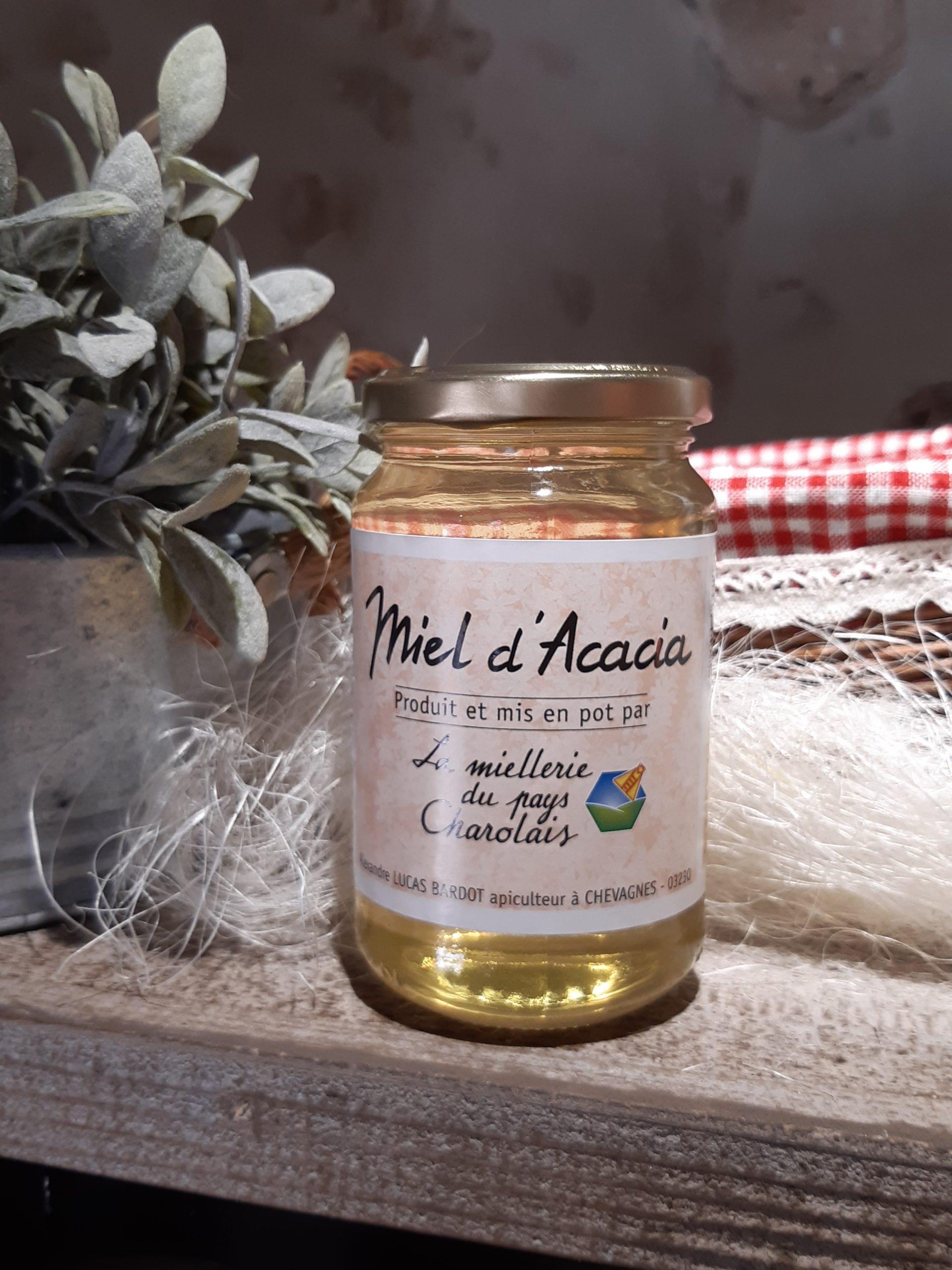 miel acacia 500 gr