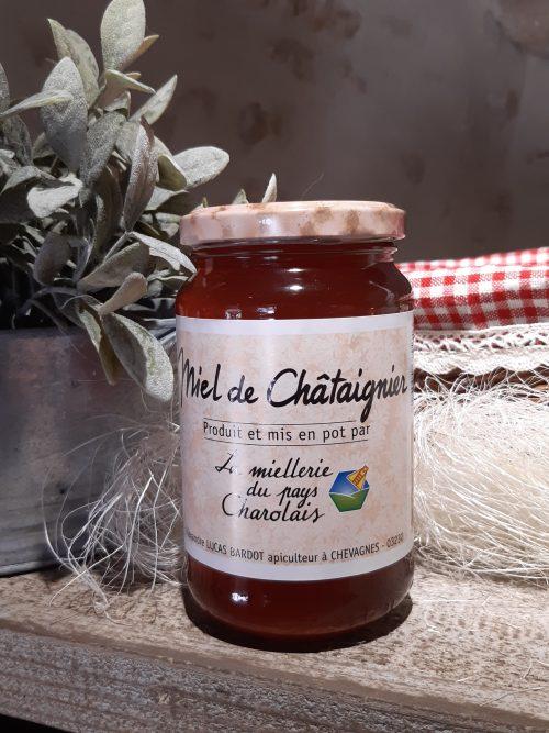 miel de châtaignier 500 gr