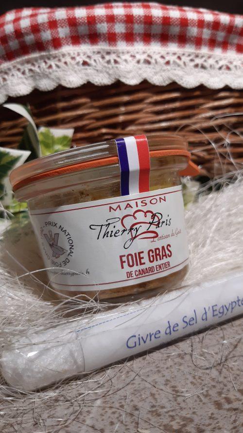 verrine foie gras canard entier 50 gr